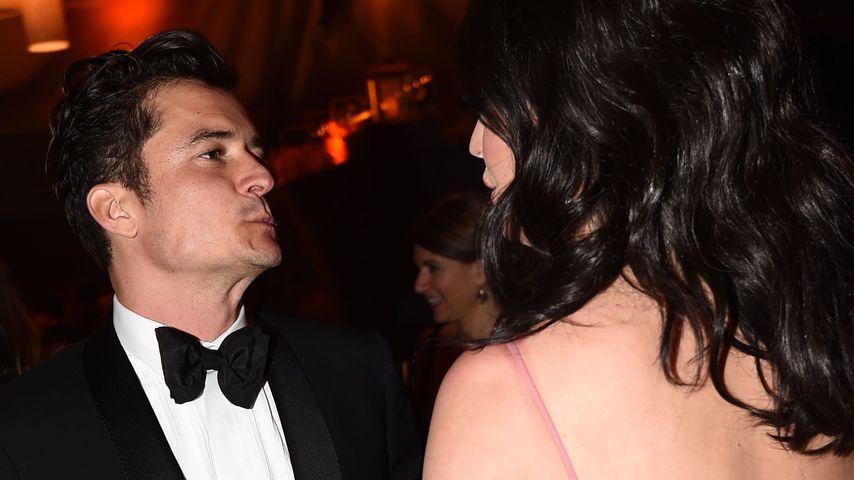 Orlando Bloom und Katy Perry, 2016
