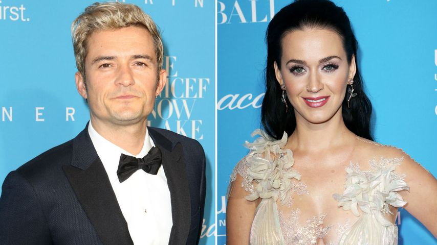 Verlobt mit Orlando Bloom? Katy Perry trägt Diamantring!