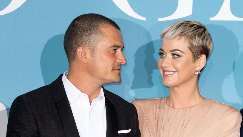 Orlando Bloom und Katy Perry in Monte Carlo