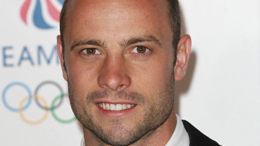 Oscar Pistorius bei einem Event in London, 2012