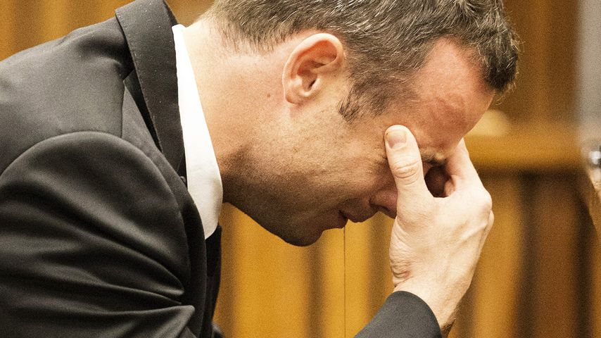 Oscar Pistorius' 1. Knast-Nacht: So sehr litt er