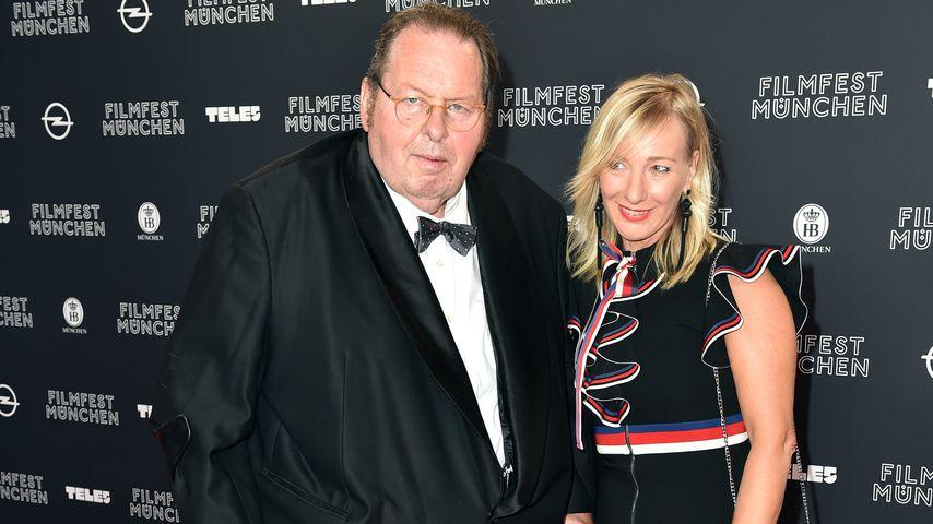 Für seine Partnerin: Ottfried Fischer nimmt gut 50 Kilo ab