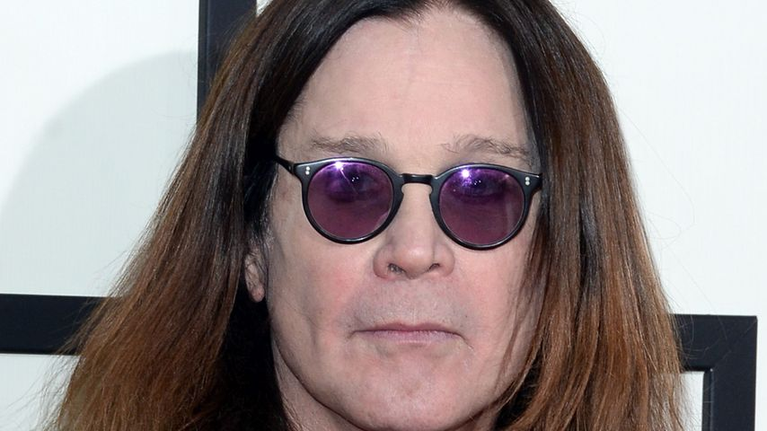Ozzy Osbourne bei der Verleihung der Grammy-Awards in Los Angeles