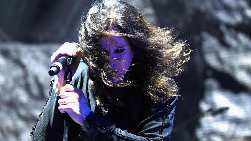 Ozzy Osbourne im September 2016 in Los Angeles