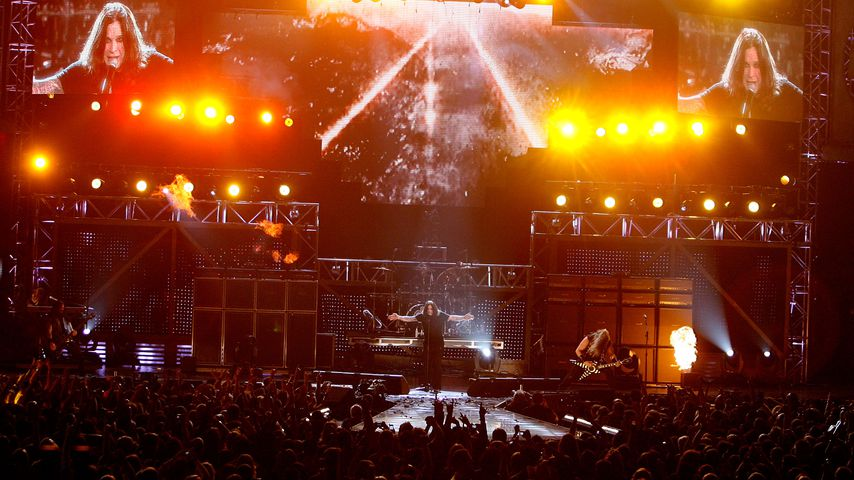 Ozzy Osbourne, 2007
