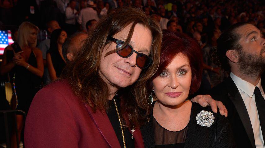 Ozzy und Sharon Osbourne, 2017 in Las Vegas