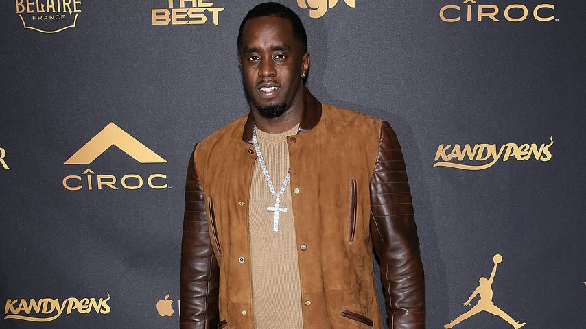 "Sean ""Diddy"" Combs, Rapper"