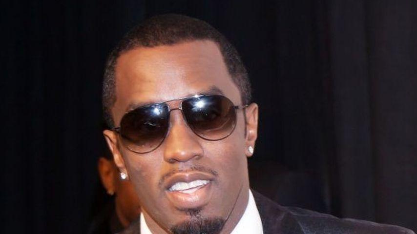 P. Diddy: Silvester-Party im Aufzug