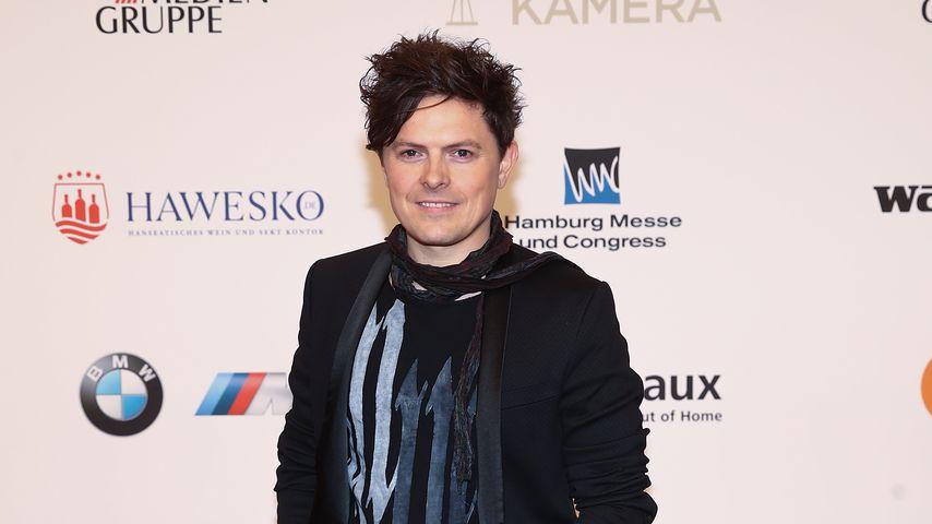 Michael Patrick Kelly bei der Goldenen Kamera 2018