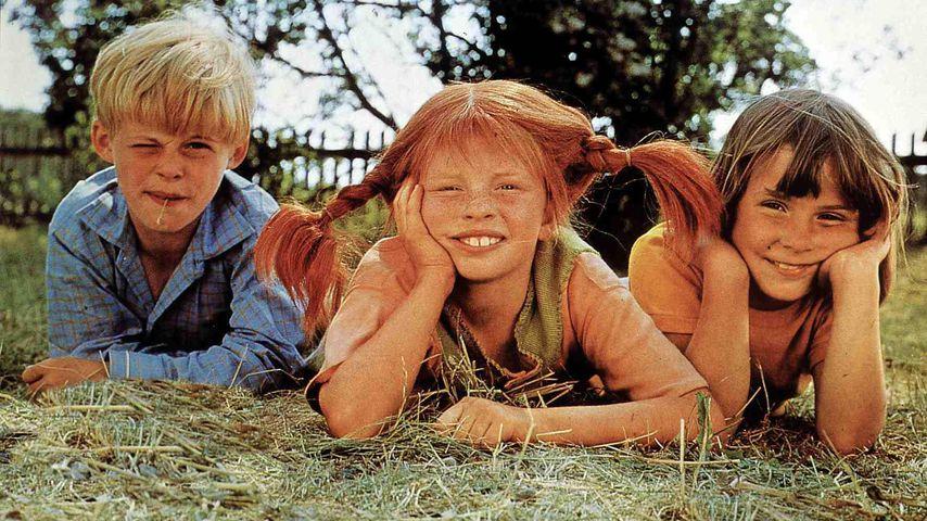 """50 Jahre danach: Das wurde aus den """"Pippi Langstrumpf""""-Stars"""