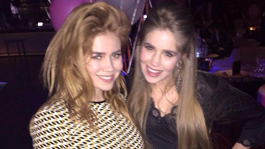 Wow! Palina Rojinski zeigt ihre schöne Schwester