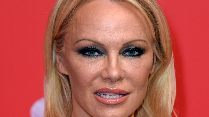 Pamela Anderson beim Mon Chéri Barbara Tag 2018