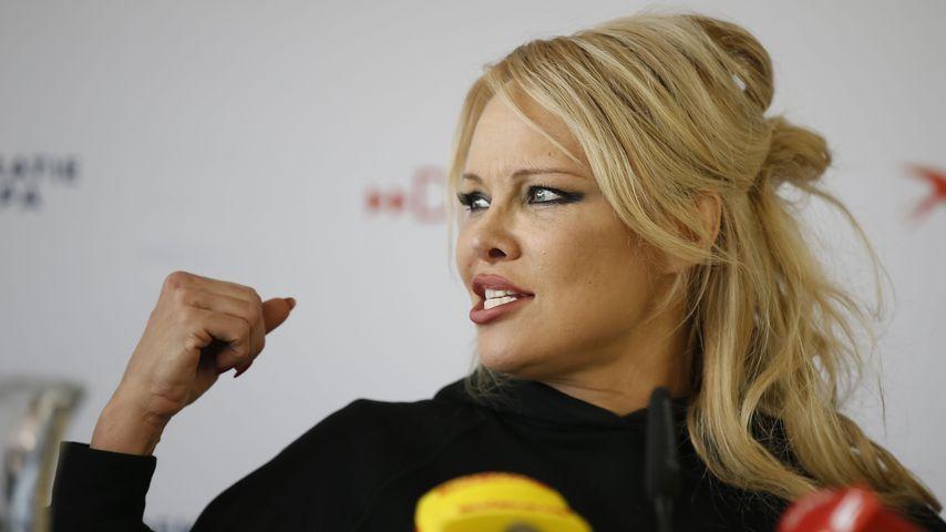 Pamela Anderson, 2019 in Graz