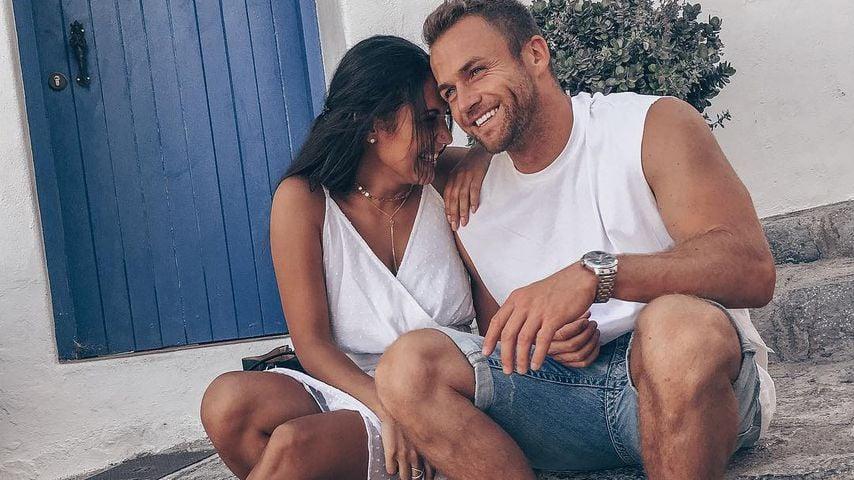 Pamela Gil Mata und Philipp Stehler auf Ibiza