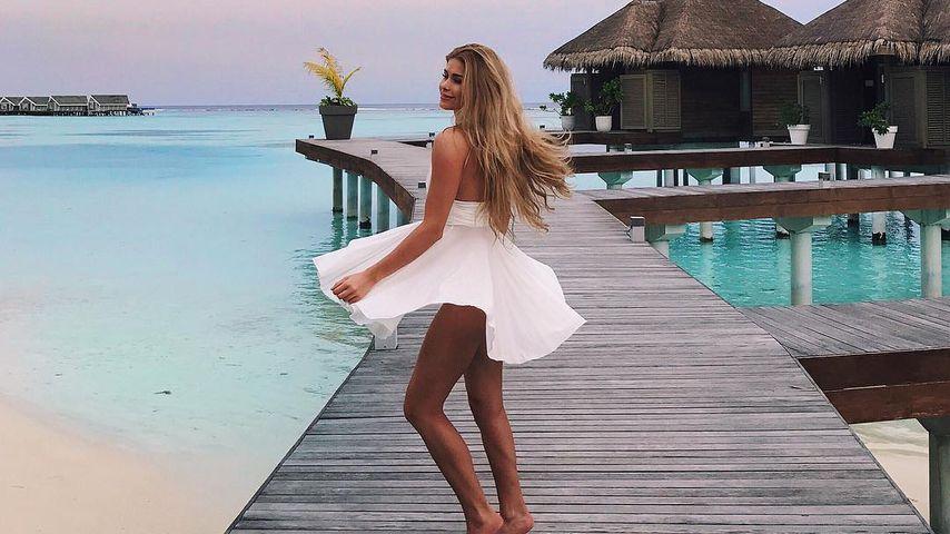Pamela Reif, Influencerin und Fitnessmodel