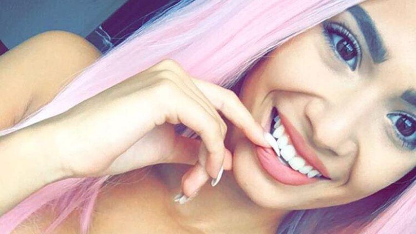 Haariger Trend! YouTube-Star Paola Maria griff zum Farbtopf