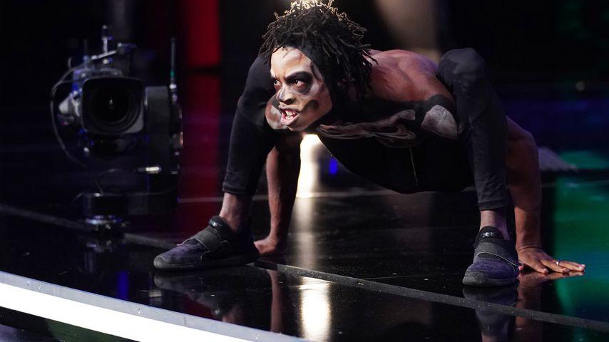 """Papi Flex bei """"Das Supertalent"""" 2020"""