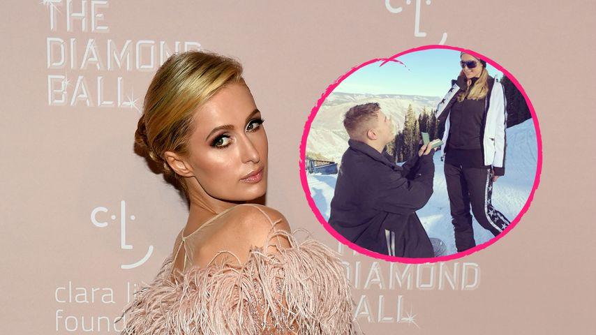 Paris Hilton löst Verlobung: War dieser Antrag ein Zeichen?