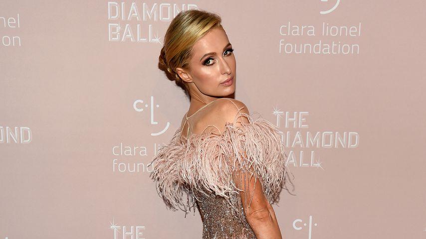 Paris Hilton in New York
