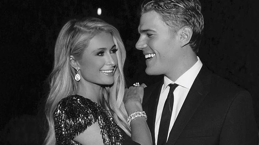 Paris Hilton mit Chris Zylka