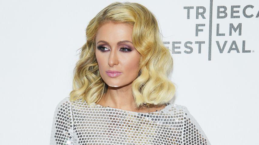 Paris Hilton auf dem Tribeca-Filmfestival 2018