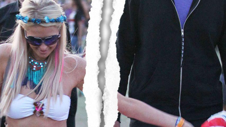 Verknallte Paris Hilton: Von Afrojack abgeschossen