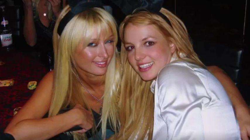 Wilde Partynächte: Paris Hilton denkt an Zeit mit Britney