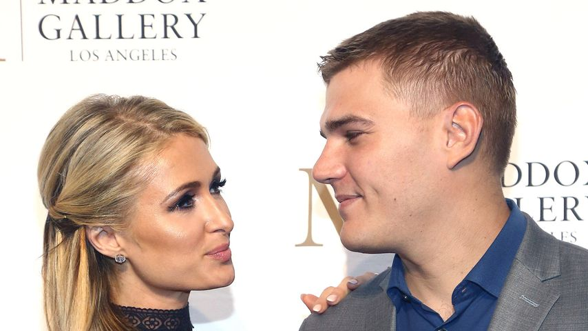 Paris Hilton und Chris Zylka in Kalifornien