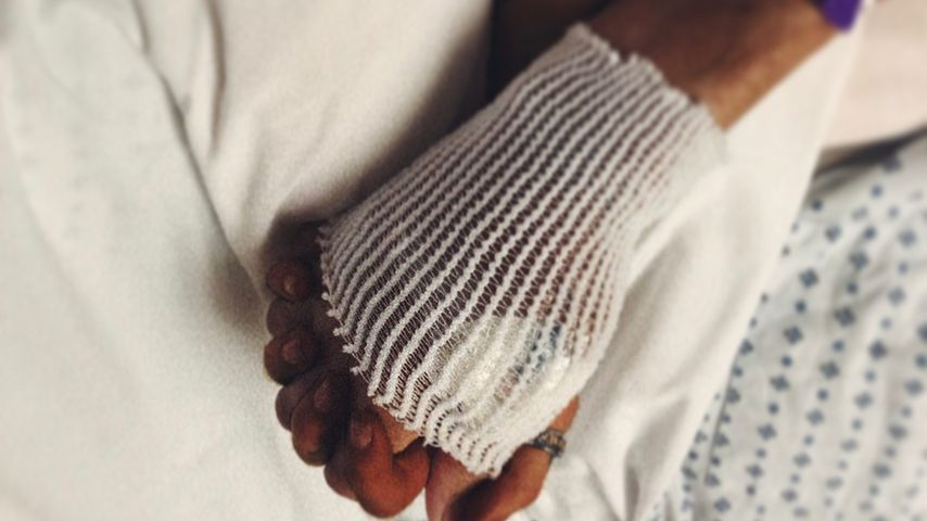 Paris Jackson am Krankenbett ihres Großvaters Joe