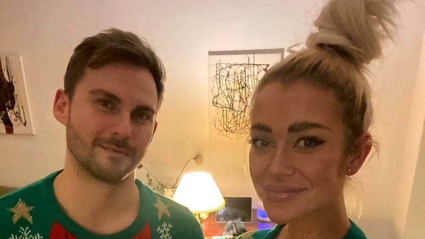 Pascal Büchel und seine beste Freundin Sandy