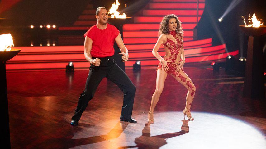 """Pascal Hens und Ekaterina Leonova bei """"Let's Dance"""""""