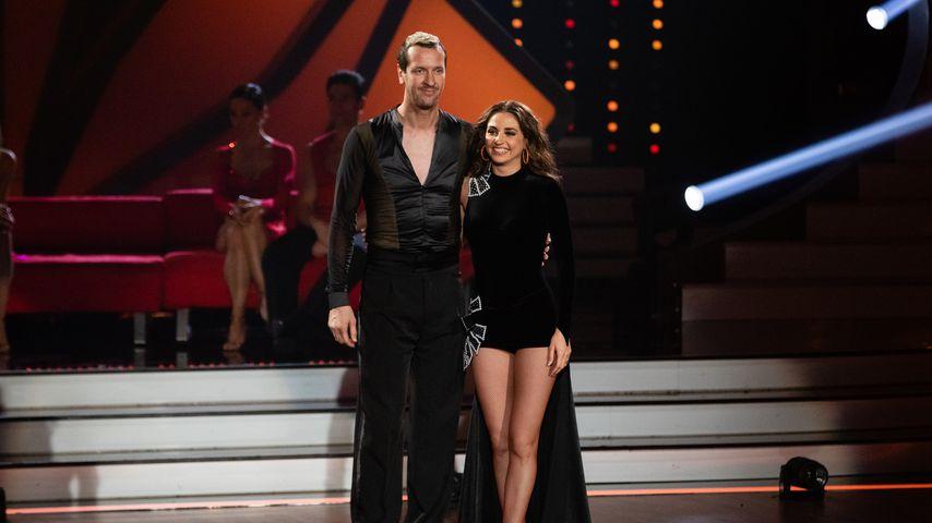 """Pascal Hens und Ekaterina Leonova im Halbfinale von """"Let's Dance"""""""