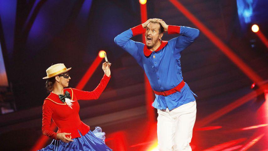 """Pascal Hens und Ekaterina Leonova in der achten Show von """"Let's Dance"""""""