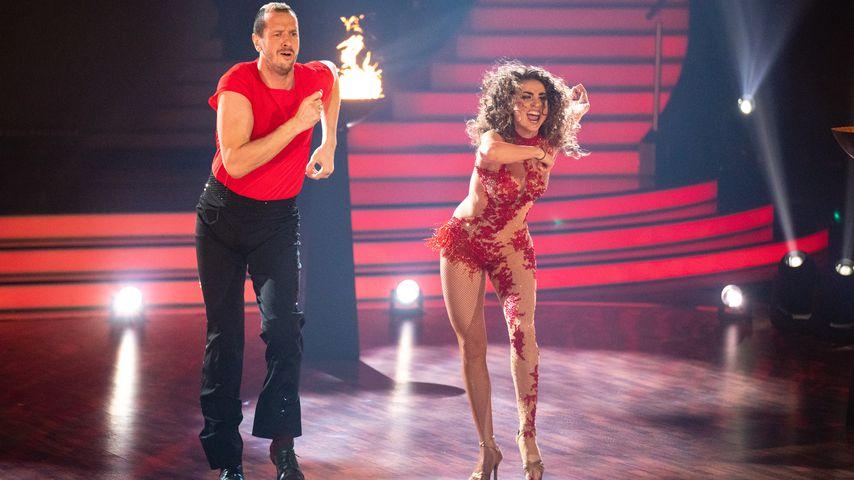 "Pascal Hens und Ekaterina Leonova bei der siebten ""Let's Dance""-Show"