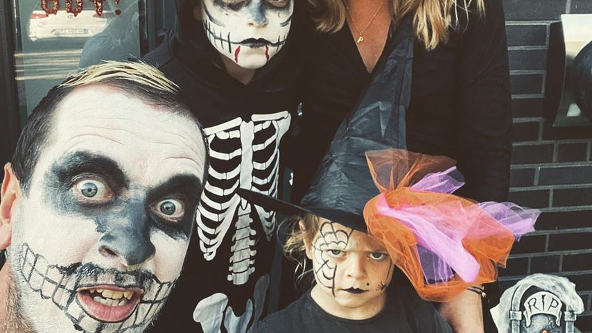 "Mit ganzer Familie: ""Let's Dance""-Pascal im Halloween-Fieber"
