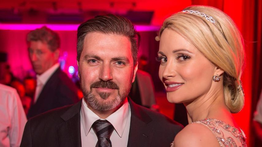 Pasquale Rotella und Holly Madison