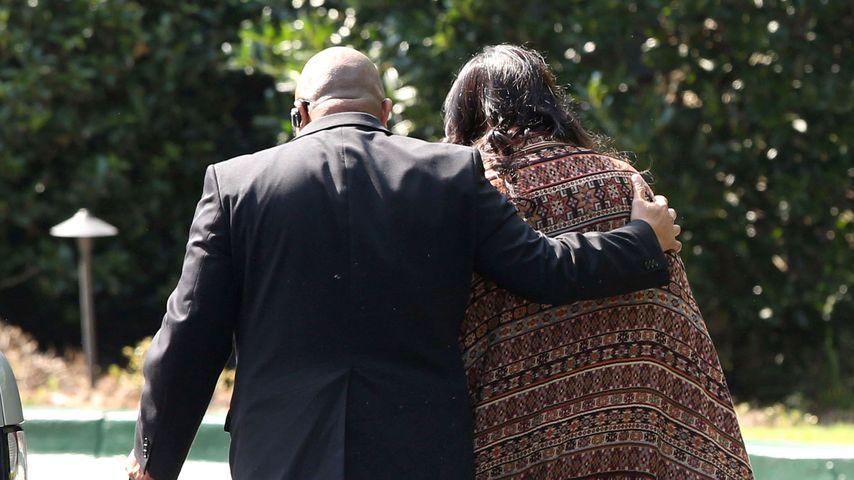 Bobbi Kristina: So schwer fällt ihrer Familie der Abschied