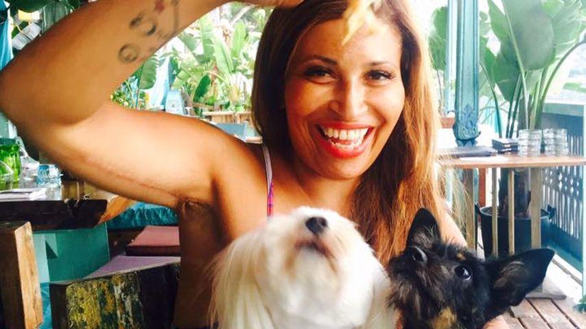 Hunde-Runde mal anders: Patricia Blancos Fahrer bellt!