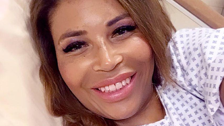 Feinschliff: Patricia Blanco ließ Brustwarzen rekonstruieren