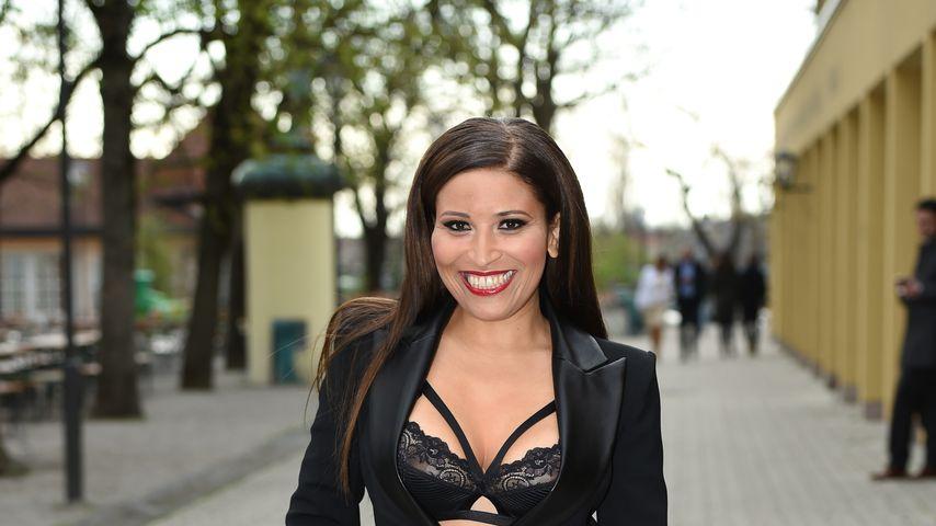 Patricia Blancos zu enges Dirndl: Fans haben eine Vermutung
