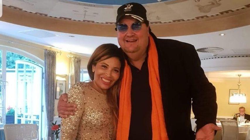 Patricia Blanco und Andreas Ellermann, Februar 2021