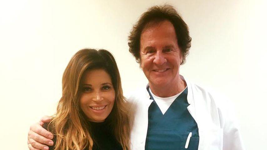 Patricia Blanco und ihr Schönheitschirurg Dr. Wolfgang Hecker