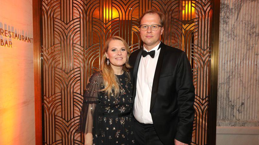 Patricia Kelly und Denis Sawinkin