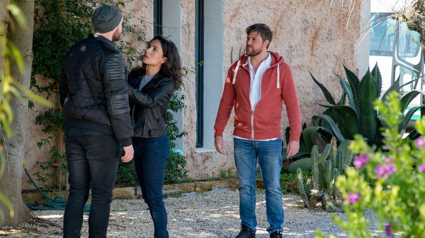 Nach GZSZ-Unfall auf Malle: Happy End für Shirin & John?