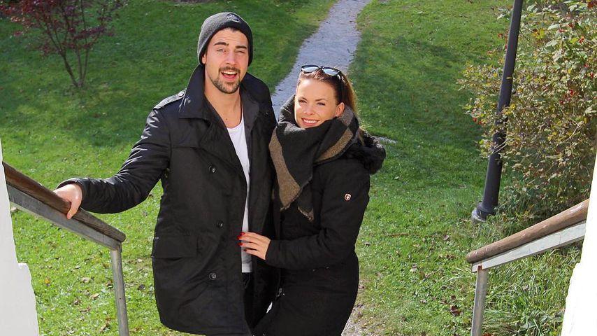 Patrick Cuninka und Denise Temlitz in Österreich