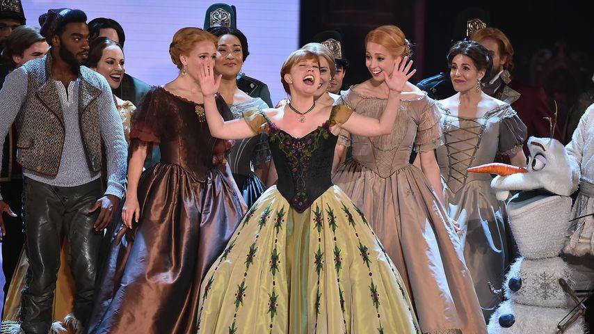 """Patti Murin als Anna im """"Frozen""""-Musical"""
