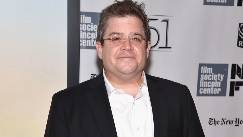 Patton Oswalt in New York City
