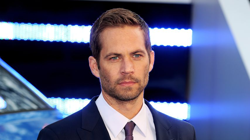 "Paul Walker bei der ""Fast & Furious 6""-Premiere in London"