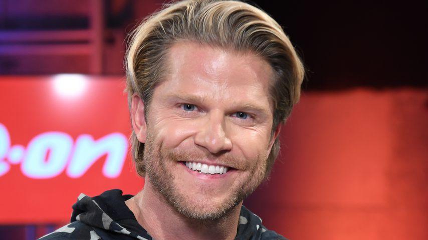 Paul Janke Anfang Mai 2019 in München
