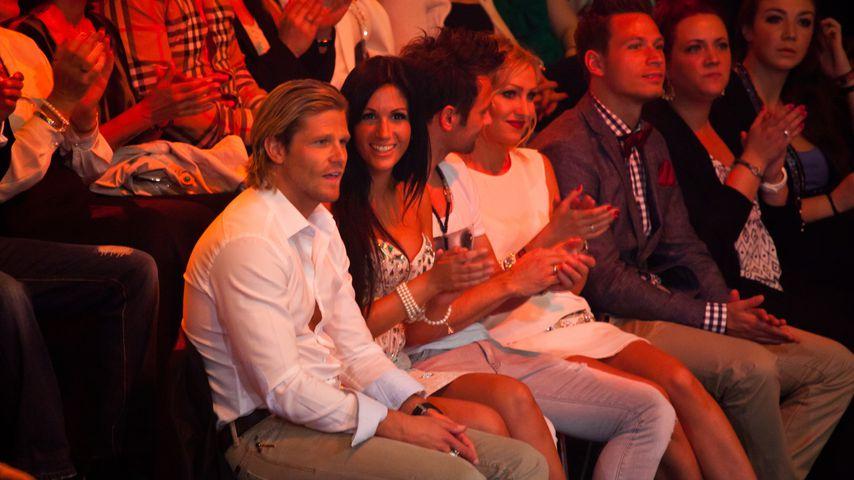 "Paul Janke und Anja Polzer bei dem ""Let's Dance""-Finale 2012"